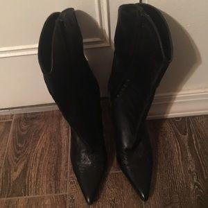 BCBGIRLS black boots